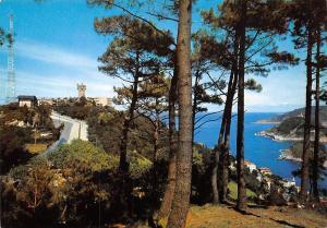 Spain San Sebastian Monte Igueldo Mountain