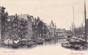 Netherlands Amsterdam Gelderschekade
