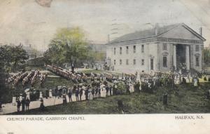 HALIFAX , N.S. , Canada , 1910 ; Church Parade