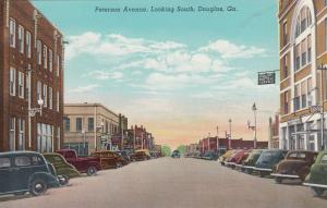 DOUGLAS , Georgia , 30-40s; Peterson Avenue , South