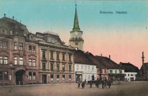 Czech Republic Rokycany Namesti 02.45