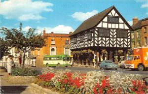 England Ledbury The Market House