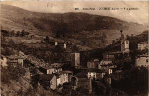 CPA Mont-PILAT - DOIZIEUX- Vue générale (459744)