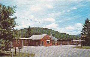 Vermont White River Junction Pleasant View Motel