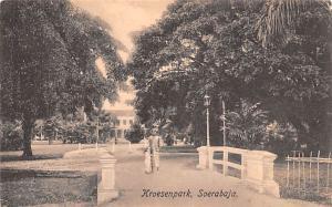 Soerabaja Indonesia, Republik Indonesia Kroesenpark Soerabaja Kroesenpark