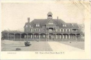 Ontario Hotel, Ontario Beach, New York, Pre-1907