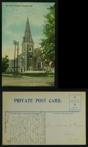 St john's Church Prescott Ont  c 1910s