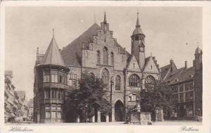 Rathaus, Hildesheim (Lower Saxony), Germany, 1900-1910s
