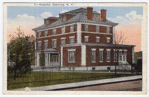 Ossining, N.Y., Hospital
