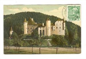 Schloss Frauenstein bei St. Veit a.d. Glan, Karnten, Austria, PU-1900