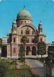 Italy Firenze Tempio Israelitico 1974