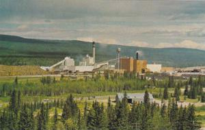 North Western Pulp and Power LTD. Mill, Hinton, Alberta, Canada, 40-60´s