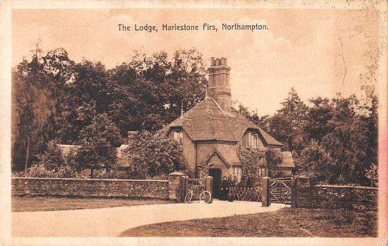 BR93532 the lodge harlestone firs northampton   uk