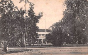 Residentiehuis Soerabaja Indonesia, Republik Indonesia Unused