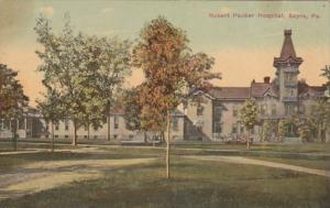 Pennsylvania Sayre Robert Packer Hospital