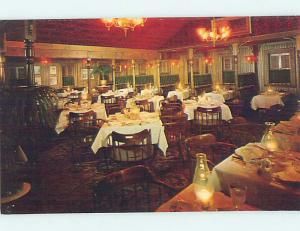 Unused Pre-1980 RODS 1890 RANCH HOUSE RESTAURANT Morristown New Jersey NJ M8889
