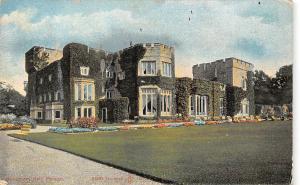 Cumbria: Brougham Hall Penrith 1909