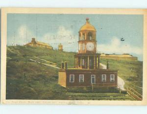 W-Border TOWN VIEW SCENE Halifax Nova Scotia NS o1242