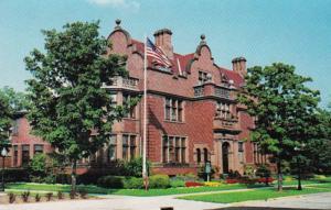 Indiana Michigan City The Barker Mansion
