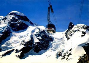 Switzerland - Zermatt, Matterhorn (Aerial Lift)
