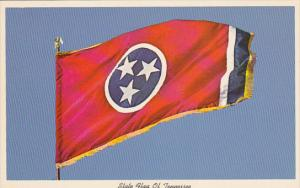 State Flag of Tennessee designed by LeRoy Reeves, 40-60s