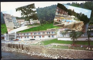 Tennessee ~ GATLINBURG River Terrace Motel - Phone: 794 Chrome 1950s-1970s