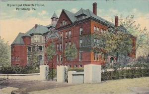 Pennsylvania Pittsburg Episcopal Church Home 1914