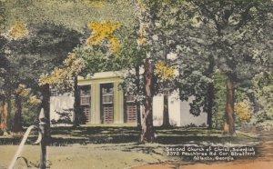 ATLANTA, Georgia, 1920-30s; Second Church of Christ, Scientist