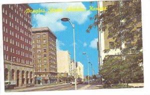 Douglas Street, Wichita, Kansas, 40-60s