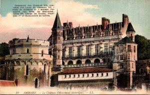 France Amboise Le Chateau
