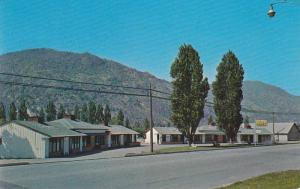 Trail Auto Court, Trail, British Columbia, Canada, 1940-1960s