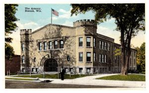 Wisconsin  Neenah ,  The Armory