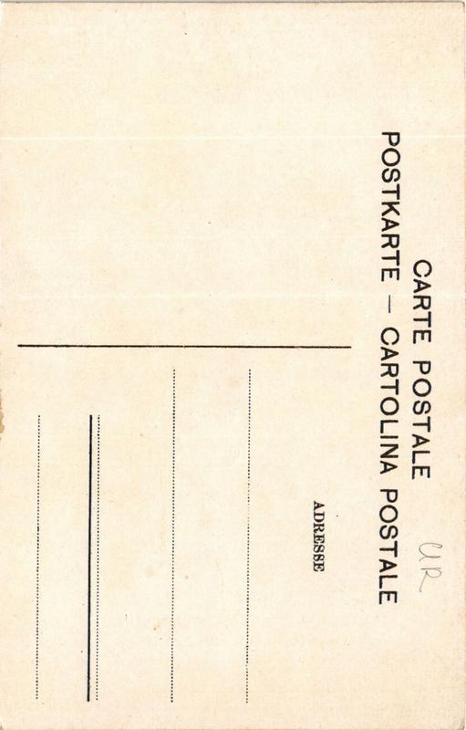 CPA AK FLÜELEN mit Bristenstock SWITZERLAND (705021)