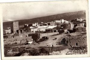 CPA Maroc Demmat Vue Generale (23901)