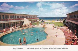 Florida Miami Beach The Monaco Resort Motel Swimming Pool