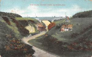 Sunderland, Roker Park, The Glen (Tyne and Wear) 1906