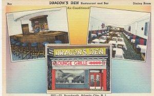 ATLANTIC CITY , New Jersey , 30-40s; Dragon's Den Chinese Restaurant