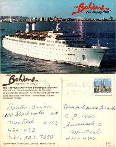 Boheme The Happy Ship (10321)