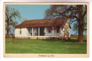 Birthplace of LBJ, Stonewall, Texas, Burrell-Ford Co