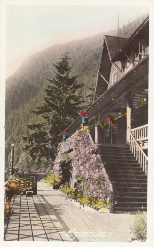 RP, VANCOUVER, British Columbia, Canada, 1920-1940s; Wigwam Inn # 2