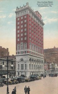 PHILADELPHIA, Pennsylvania , 00-10s; Ritz-Carlton Hotel, Broad & Walnut Sts.