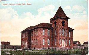 Victoria School, Moose Jaw, Sask