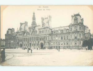 Pre-1907 NICE VIEW Paris France i5325