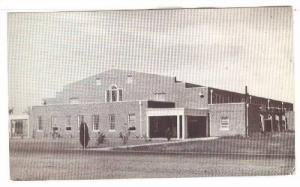 Exterior, Bison Field House,Oklahoma Baptist University, Shawnee, Oklahoma, 4...