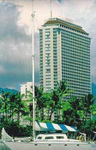 Hawaii Honolulu Ala Moana Americana An Americana Hotel With Pool