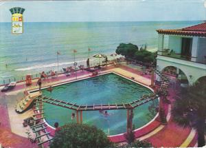Swimming Pool Hotel Biarritz Alcanar Tarragona Spain