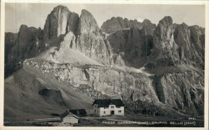 Italy Pistoia Messina Amalfi and more with RPPC Postcard Lot of 8 01.18