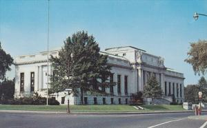 State Library and Supreme Court Building, HARTFORD, Connecticut, 40-60´s