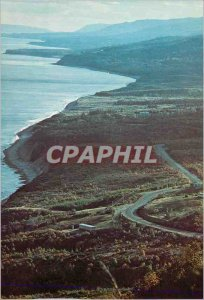Modern Postcard Cape Breton Cabot Trail A View of Wreck from Cape Smokey on t...