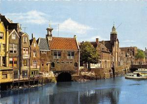 Netherlands Rotterdam Aelbrechtskolk - Delfshaven